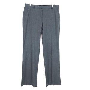 Theory Emery 3 Urban Flannel Gray Wool Pants